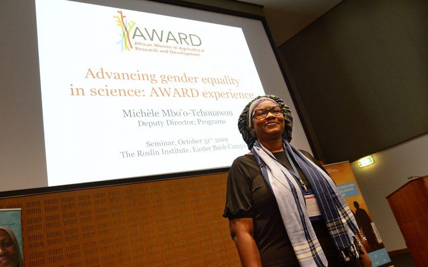 Dr Michèle Mbo'o-Tchouawou