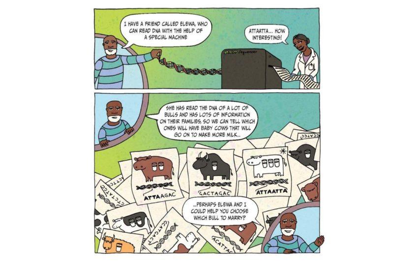 content from More Milk Zuri comic